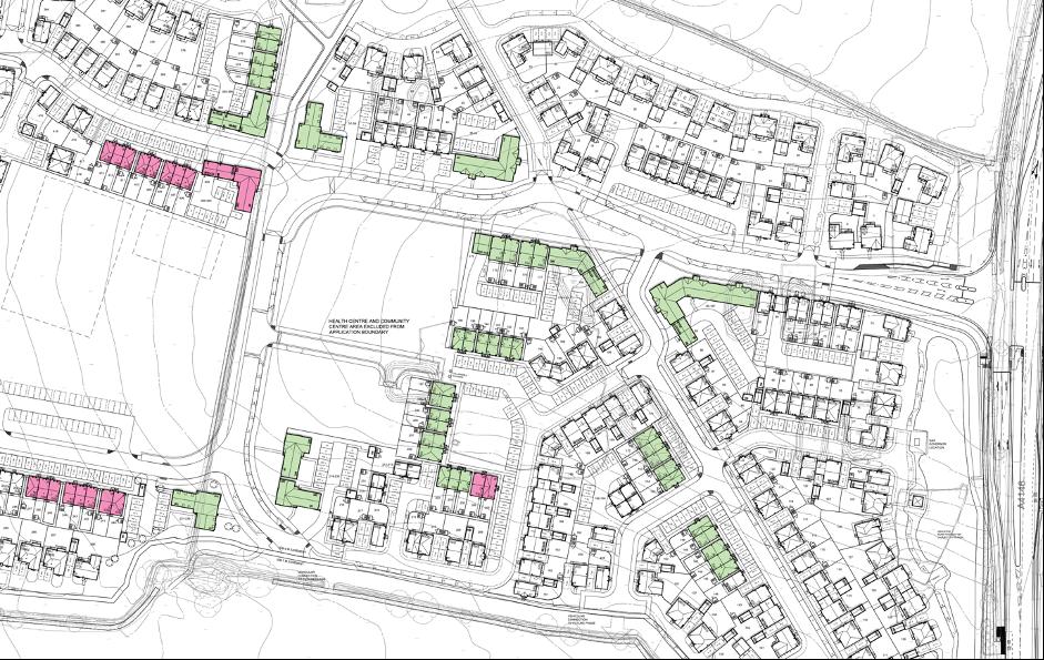 Milton Keynes – Barratt Homes to Legal & General